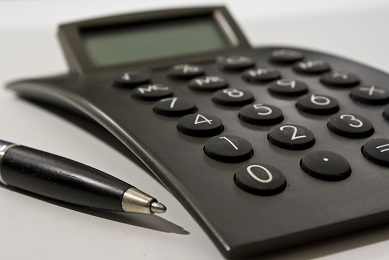 Bookkeeping with a Calculator